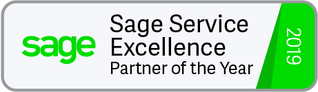 Sage Service Excellence Partner of the Year